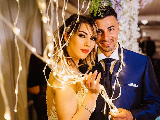Il matrimonio di Naomi e Francesco a Ardore, Reggio Calabria 50