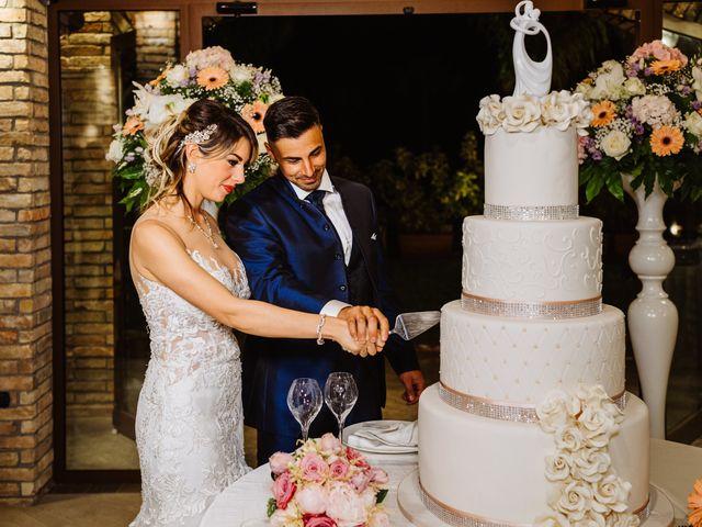 Il matrimonio di Naomi e Francesco a Ardore, Reggio Calabria 52