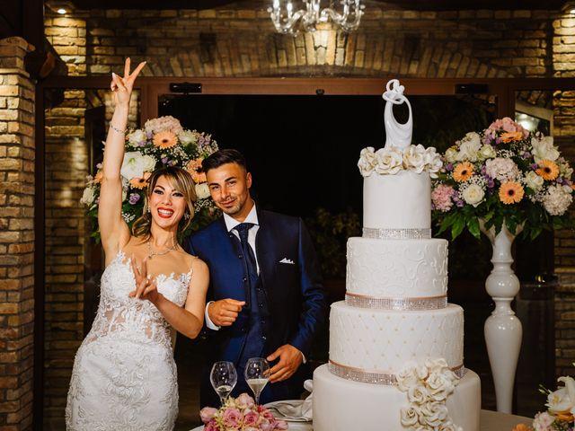 Il matrimonio di Naomi e Francesco a Ardore, Reggio Calabria 53
