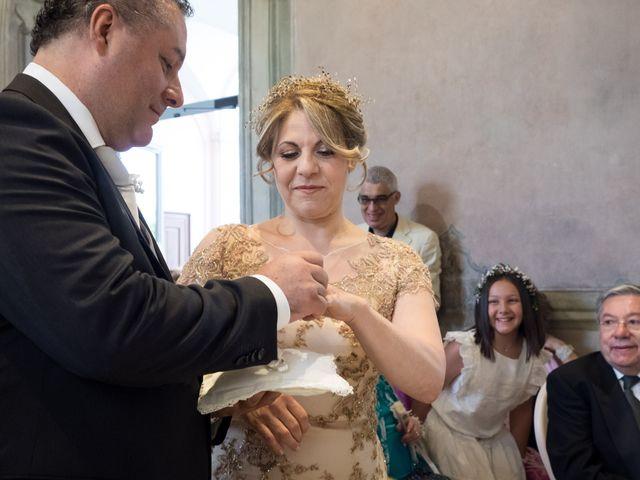 Il matrimonio di Marco e Manuela a Mapello, Bergamo 11