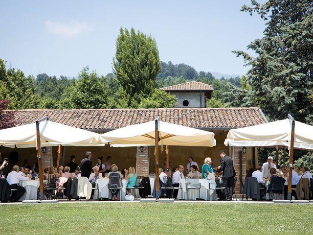 Il matrimonio di Marco e Manuela a Mapello, Bergamo 15