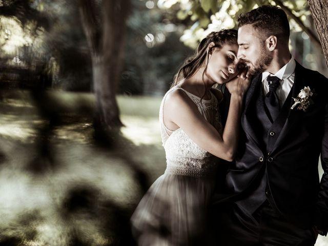 Le nozze di Nazzarena e Luca