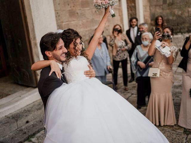 Le nozze di Gaetano e Natascia