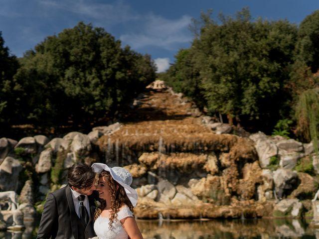 Il matrimonio di Natascia e Gaetano a Caserta, Caserta 41