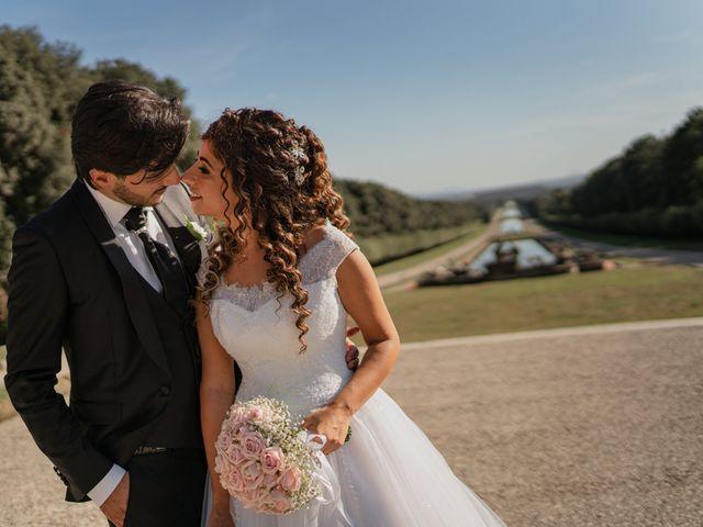 Il matrimonio di Natascia e Gaetano a Caserta, Caserta 42