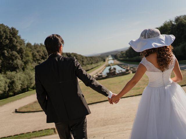 Il matrimonio di Natascia e Gaetano a Caserta, Caserta 43