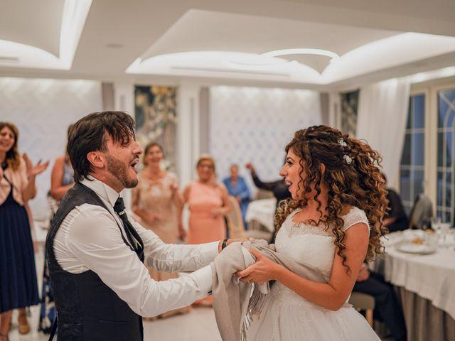 Il matrimonio di Natascia e Gaetano a Caserta, Caserta 51