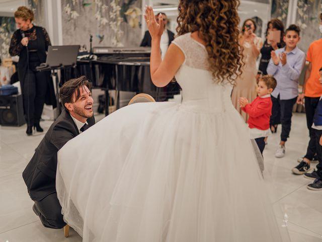 Il matrimonio di Natascia e Gaetano a Caserta, Caserta 52