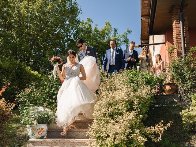 Il matrimonio di Anastasia e Fabrizio a Piacenza, Piacenza 10