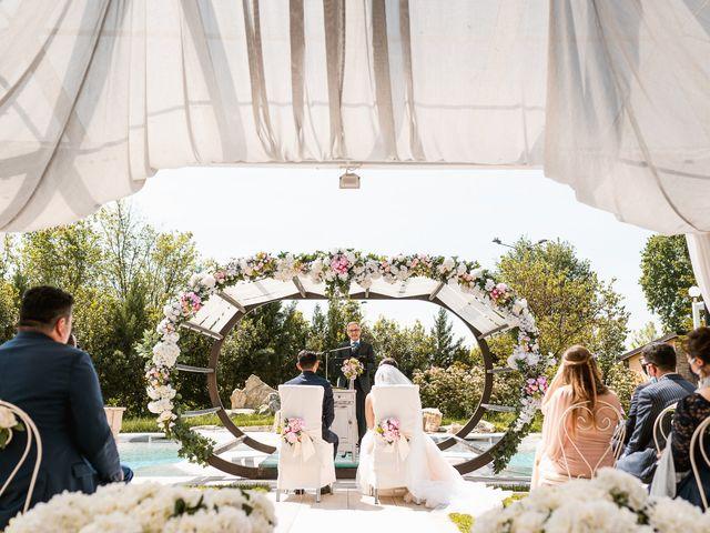 Il matrimonio di Anastasia e Fabrizio a Piacenza, Piacenza 12