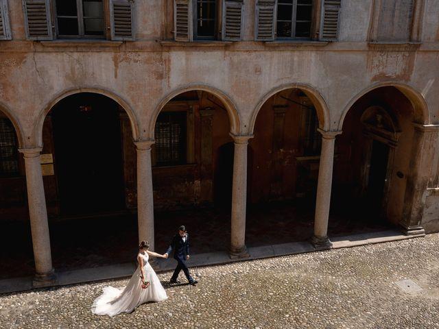 Il matrimonio di Anastasia e Fabrizio a Piacenza, Piacenza 25