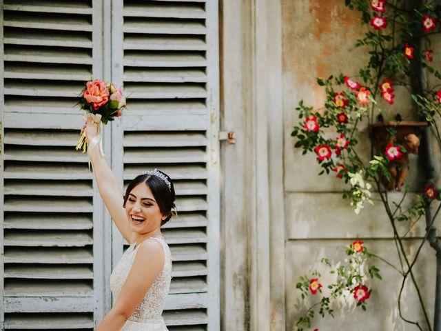 Il matrimonio di Anastasia e Fabrizio a Piacenza, Piacenza 27