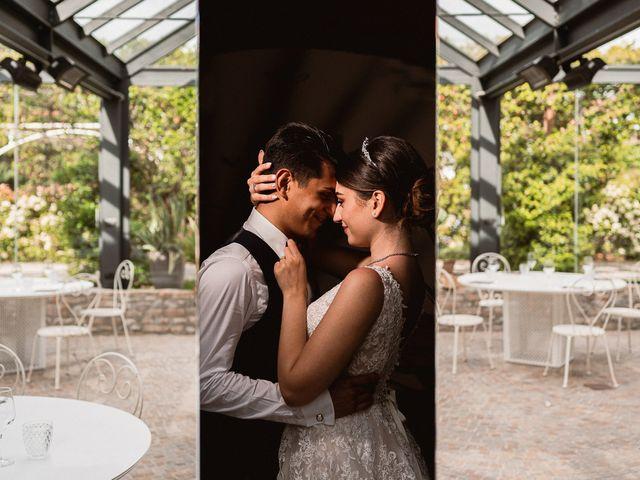 Il matrimonio di Anastasia e Fabrizio a Piacenza, Piacenza 31