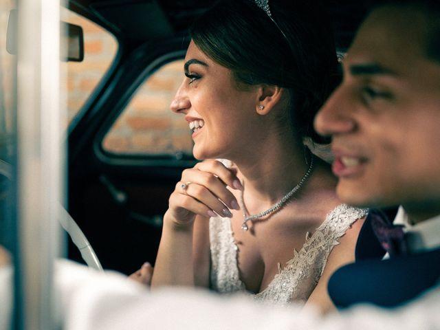 Il matrimonio di Anastasia e Fabrizio a Piacenza, Piacenza 35