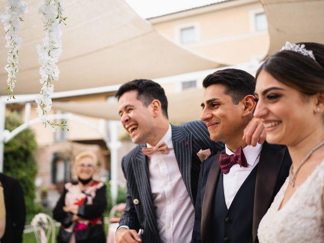 Il matrimonio di Anastasia e Fabrizio a Piacenza, Piacenza 40