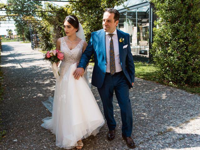 Il matrimonio di Anastasia e Fabrizio a Piacenza, Piacenza 11