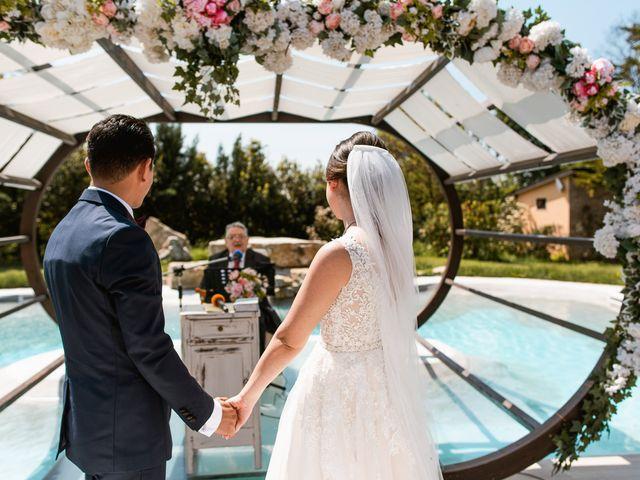 Il matrimonio di Anastasia e Fabrizio a Piacenza, Piacenza 14