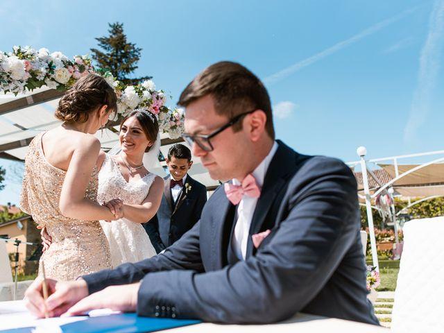 Il matrimonio di Anastasia e Fabrizio a Piacenza, Piacenza 15