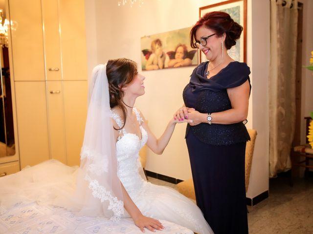 Il matrimonio di Vincenzo e Adriana a Vittoria, Ragusa 5