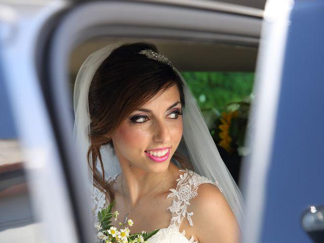 Il matrimonio di Vincenzo e Adriana a Vittoria, Ragusa 7