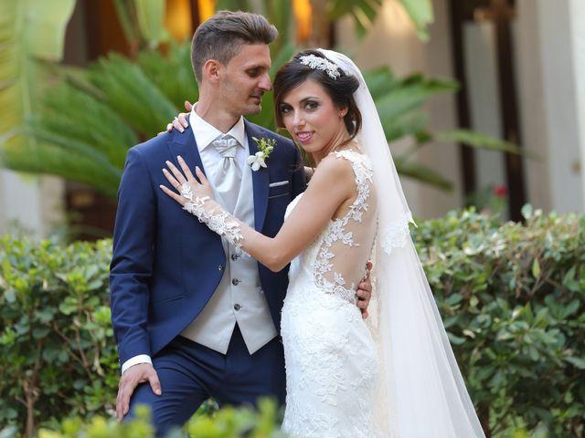 Il matrimonio di Vincenzo e Adriana a Vittoria, Ragusa 9