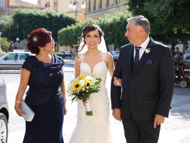 Il matrimonio di Vincenzo e Adriana a Vittoria, Ragusa 10