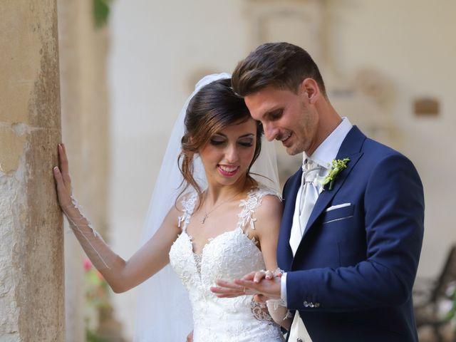 Il matrimonio di Vincenzo e Adriana a Vittoria, Ragusa 11