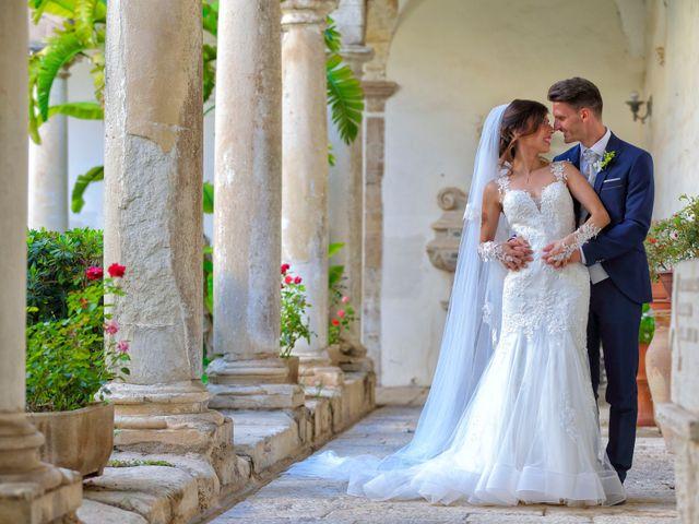 Il matrimonio di Vincenzo e Adriana a Vittoria, Ragusa 13