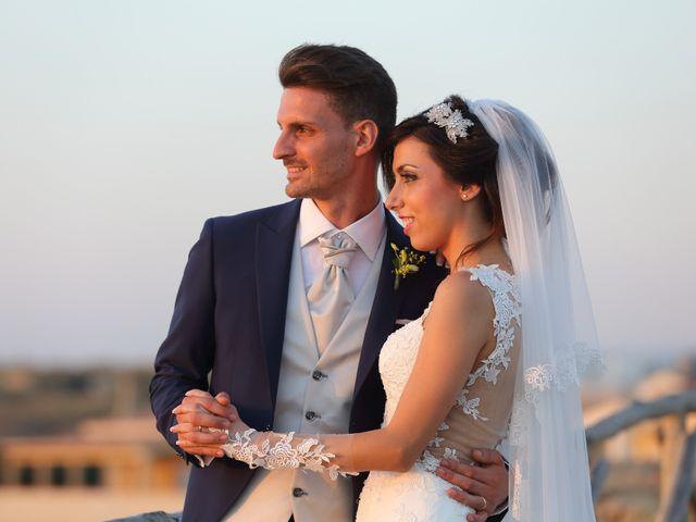 Il matrimonio di Vincenzo e Adriana a Vittoria, Ragusa 15