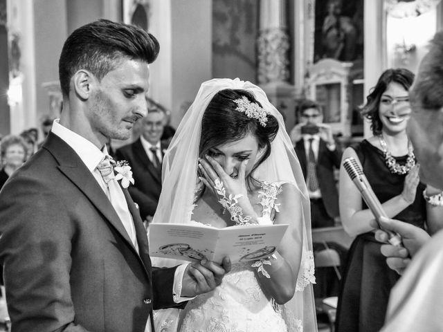 Il matrimonio di Vincenzo e Adriana a Vittoria, Ragusa 2