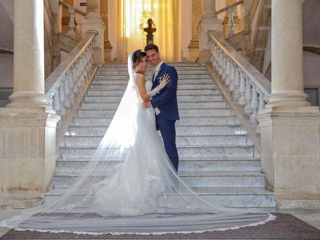 Il matrimonio di Vincenzo e Adriana a Vittoria, Ragusa 20