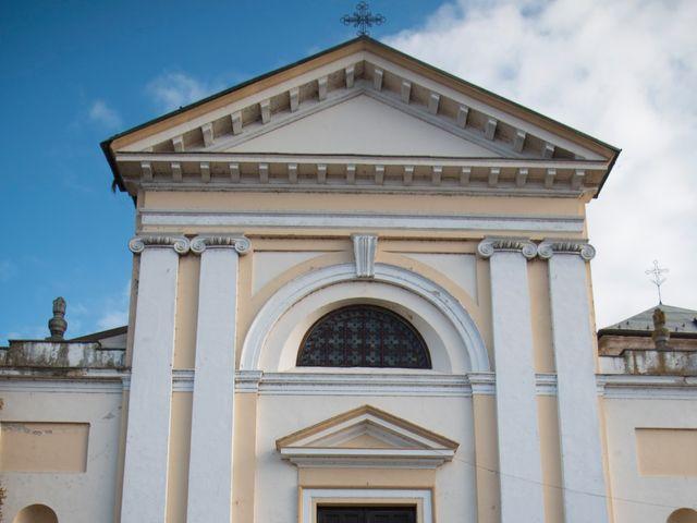 Il matrimonio di Marco e Angela a Casalbeltrame, Novara 14