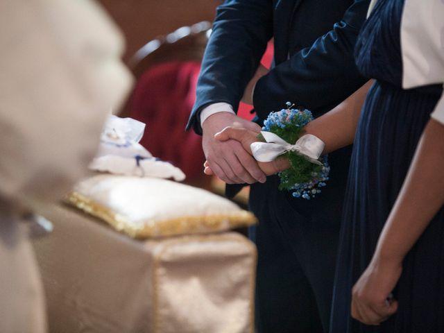 Il matrimonio di Marco e Angela a Casalbeltrame, Novara 25