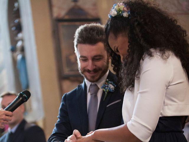 Il matrimonio di Marco e Angela a Casalbeltrame, Novara 26