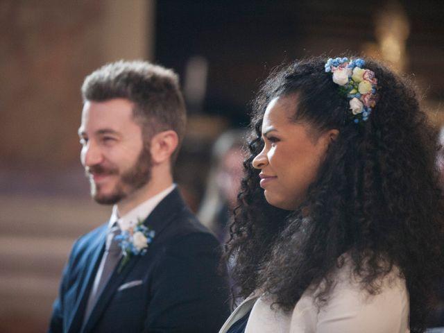 Il matrimonio di Marco e Angela a Casalbeltrame, Novara 27