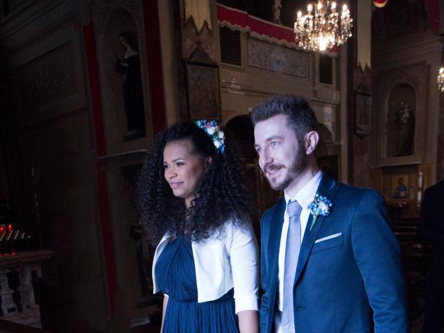 Il matrimonio di Marco e Angela a Casalbeltrame, Novara 30