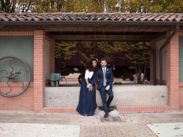 Il matrimonio di Marco e Angela a Casalbeltrame, Novara 33