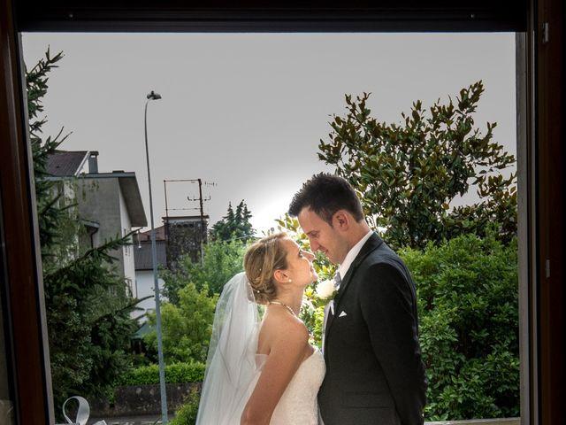 Il matrimonio di Matteo e Erica a Zovencedo, Vicenza 3