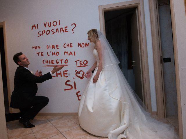 Il matrimonio di Matteo e Erica a Zovencedo, Vicenza 2