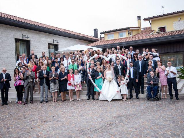 Il matrimonio di Matteo e Erica a Zovencedo, Vicenza 5