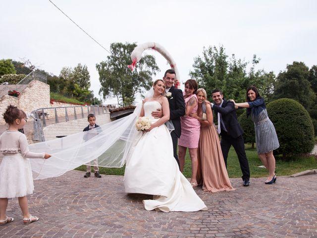 Il matrimonio di Matteo e Erica a Zovencedo, Vicenza 12