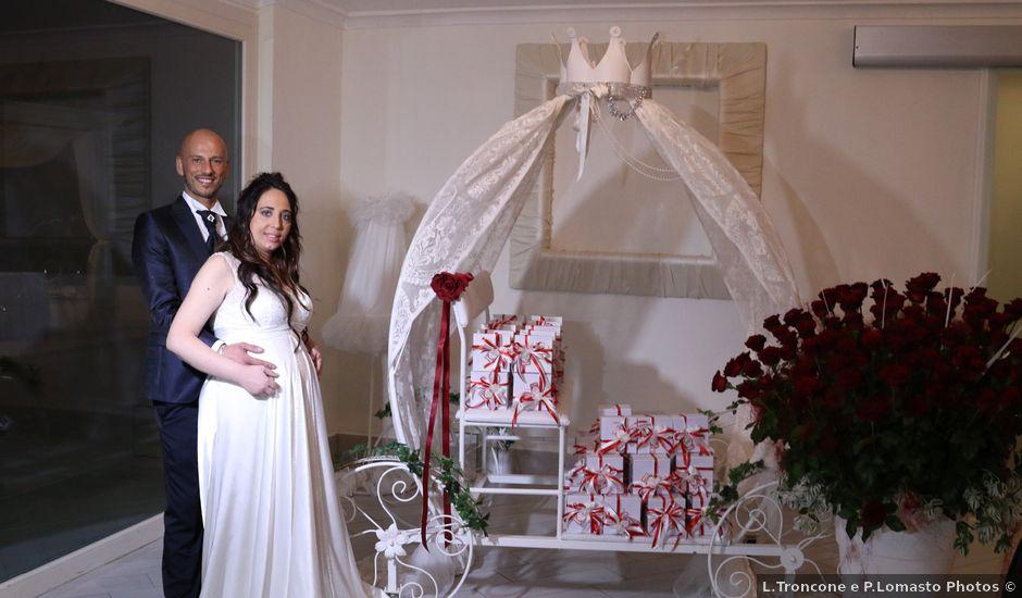 Il matrimonio di Pasquale e Marina a Boscotrecase, Napoli