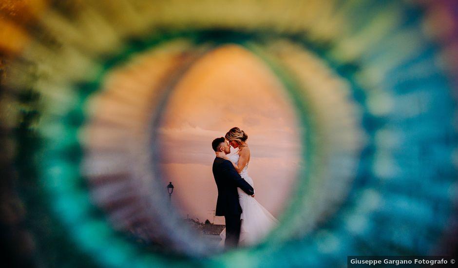 Il matrimonio di Naomi e Francesco a Ardore, Reggio Calabria