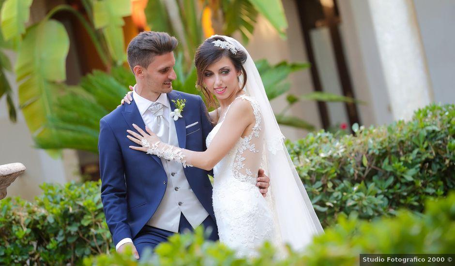 Il matrimonio di Vincenzo e Adriana a Vittoria, Ragusa