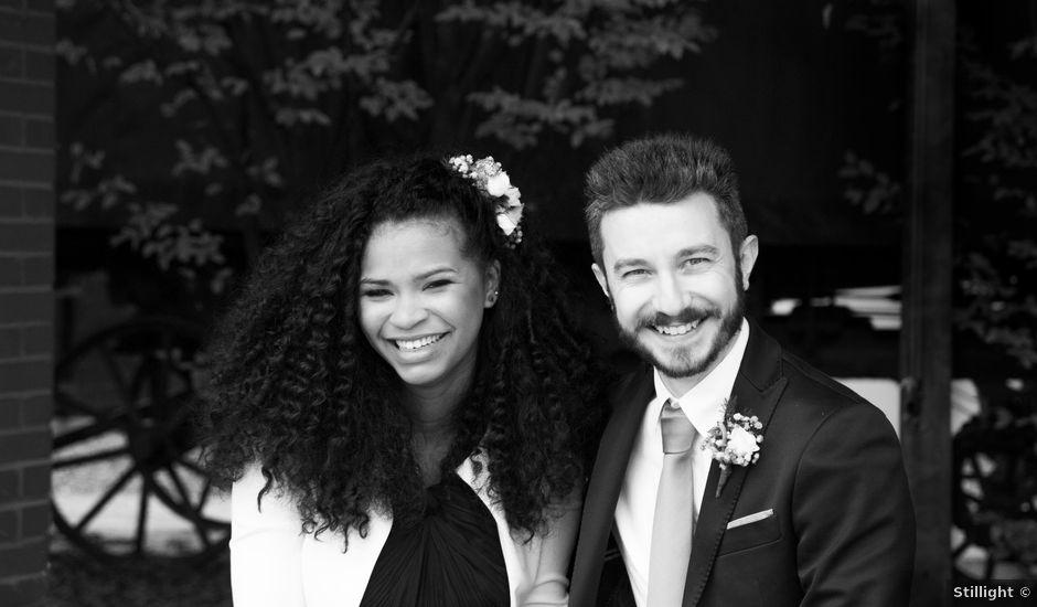 Il matrimonio di Marco e Angela a Casalbeltrame, Novara