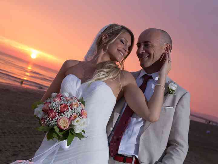 Le nozze di Ramona e Alvaro