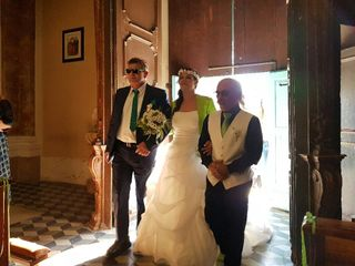 Le nozze di Mara e Thomas 1