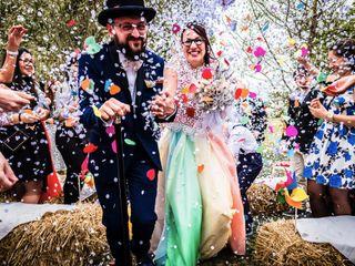 Le nozze di Lorena e Saverio