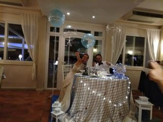 Le nozze di Paola e Fabrizio