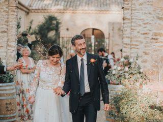 Le nozze di Alexandra e Stefano